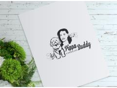 Pippa & Singing Dog Buddy Logo