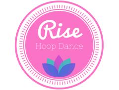 Rise Hoop Dance Logo