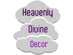 HEAVENLY DIVINE DECOR Logo