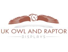 UK Owl and Raptor Displays Logo