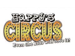 Happy's Circus Logo