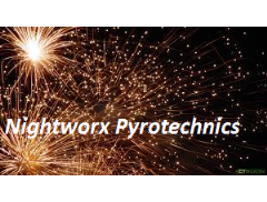Nightworx Pyrotechnics Logo