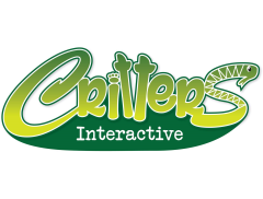 Critters Interactive Animal Encounters Logo