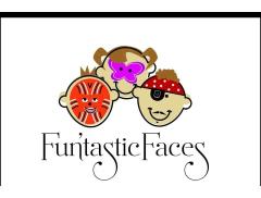 Fun'tastic Faces  Logo