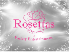 Rosettas Variety Entertainment Logo