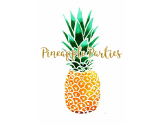 Pineapple Parties  Logo