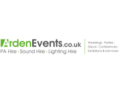 Arden Events Logo