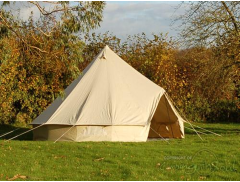 Chesterfield Bell Tent Hire Logo