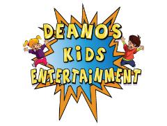 Deano's Kids Entertainment Logo