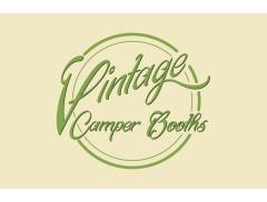 Vintage Camper Booths Logo