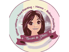 Sparkle and Glitter Logo