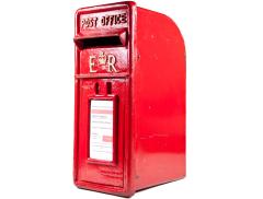 The Post Box Company Logo