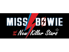 Miss Bowie & the New Killer Stars Logo