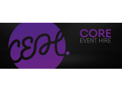 Core Event Hire  Logo