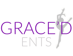 Grace'd Entertainment  Logo