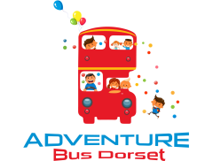 Adventure Bus Dorset - Children's Play and Party Bus Logo