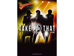 THE TAKE THAT SHOW Logo