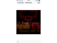 JiL Fresh Cuisine Logo