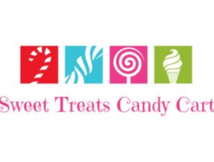 Sweet Treat Candy Cart Logo