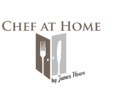 Chef at Home by James Howe Logo
