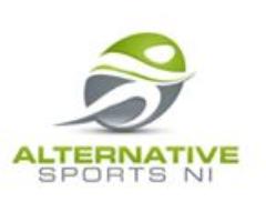 Alternative Sports NI Logo