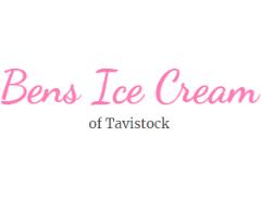 Ben's Ice Cream of Tavistock Logo