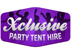 Xclusive Party Tent Hire Logo