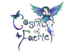 Cosmic Faerie Logo