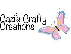 Cazi's Crafty Creations Logo