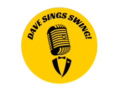 Dave Sings Swing Logo