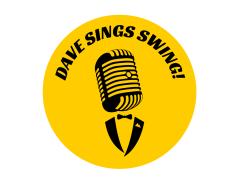 Dave Sings Swing Logo