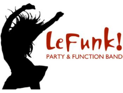LeFunk! Wedding Band and Party Band Logo