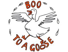 Boo to a Goose Theatre Logo