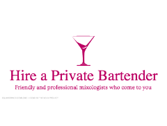 Hire a Private Bartender Logo