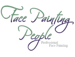 Face Painting People Logo