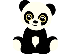 pandafotos.Ltd Logo