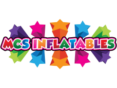 MCS Inflatables Logo