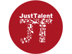 Just Talent Entertainment Logo