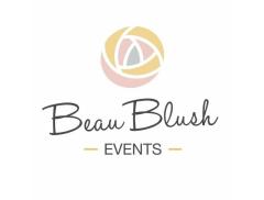 Beau Blush Events Logo