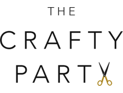 The Crafty Party Studio  Logo