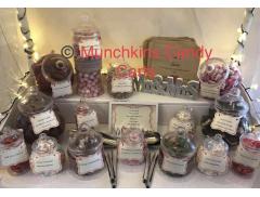 Munchkins Candy Carts Logo