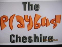 The Playbus Cheshire Logo