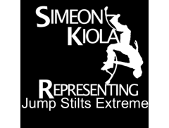 Jump Stilts Extreme Logo