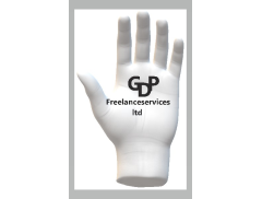 Gdpfreelanceserviceslimited Ltd  Logo