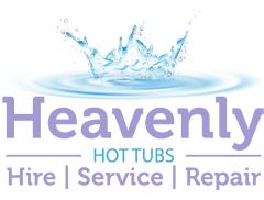 Heavenly Hot Tubs Logo