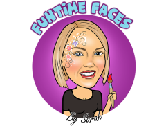 Funtime Faces by Sarah Logo