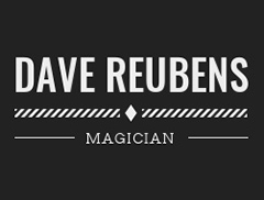 Dave Reubens - the Event Magician Logo