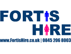 Fortis Hire Logo