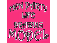 Hen Party Model Logo