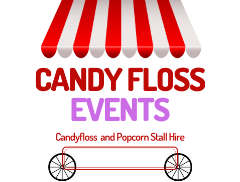 Candy Floss Events Logo